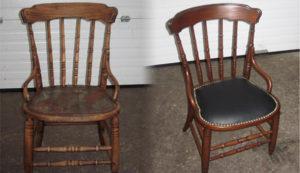 Перетяжка стульев на дому недорого в Электростали