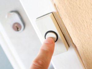 Установка дверного звонка в Электростали