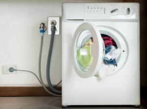 Установка стиральных машин в Электростали