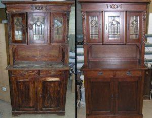 Реставрация мебели на дому в Электростали недорого