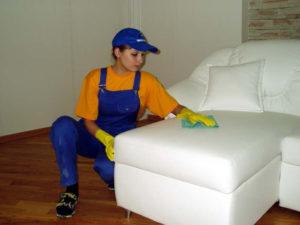 Чистка мебели на дому в Электростали