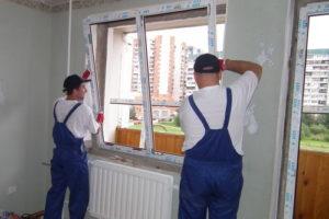 Установка пластиковых окон в Электростали